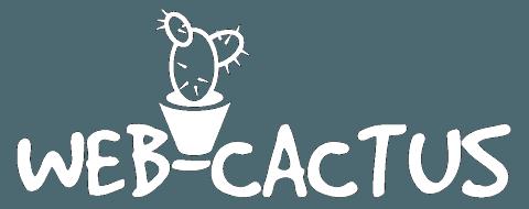 Logo web-cactus